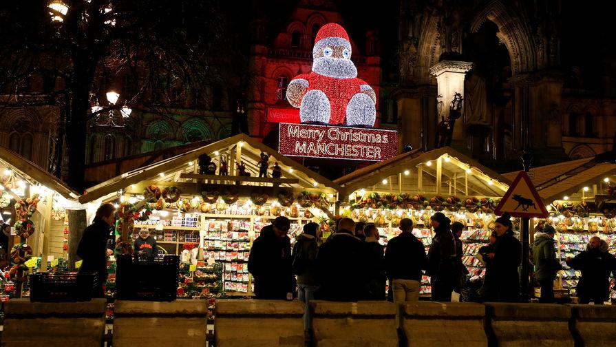 Британцев предупредили о кошмарном Рождестве из-за нехватки товаров