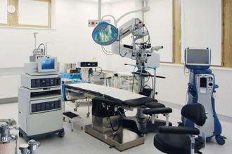 В ближайшие два года в России намечено существенно переоснастить материальную базу лечебных учреждений