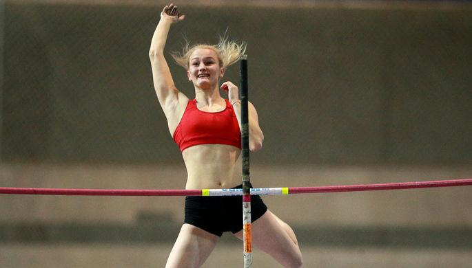 Россиянка Ольга Муллина пробилась в финал чемпионата мира по легкой атлетике в прыжках с шестом