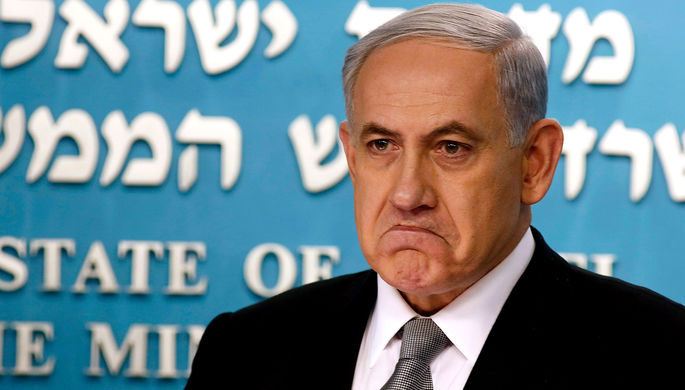 Беньямин Нетаньяху, 2014 год
