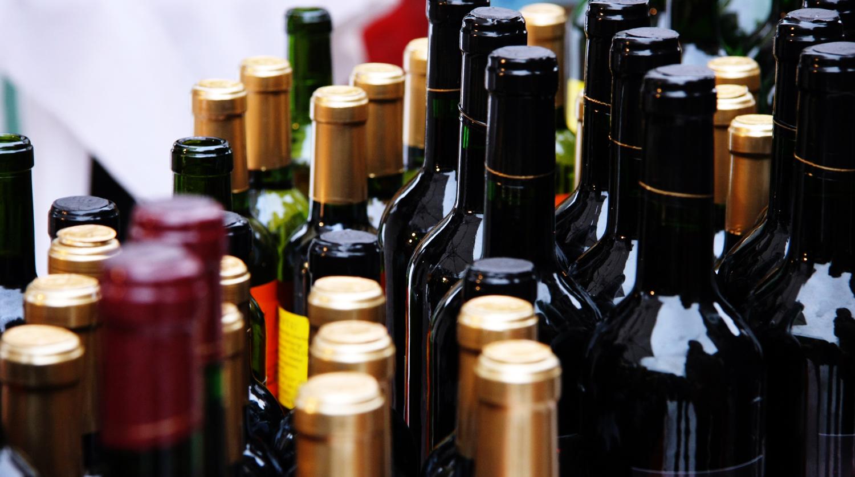 За алкоголем из Грузии усилят контроль