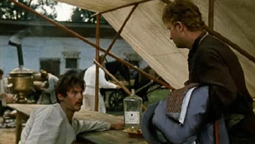 Кадр из фильма «Женитьба Бальзаминова» (1964)