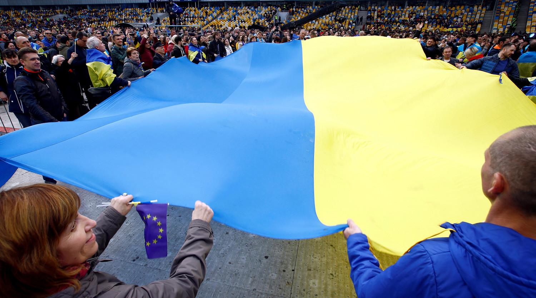 Росреестр высказался о написании «Киева» на украинский манер