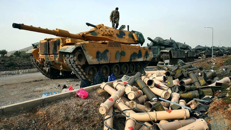 Нужен «Патриот»: чем Турция воюет в Сирии