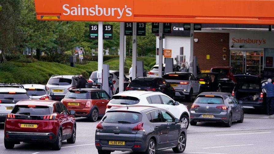 В Британии мобилизуют военных из-за энергетического кризиса