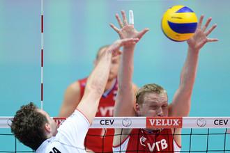 Сборная России провалила дебют на чемпионате Европы