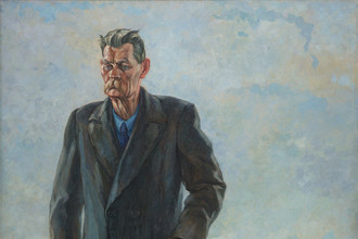 «Портрет А.М. Горького» (1932)