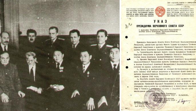 «Сталин указал путь»: как Тува просилась в СССР