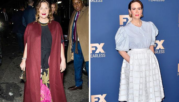 Новый год — новые промахи: худшие платья недели