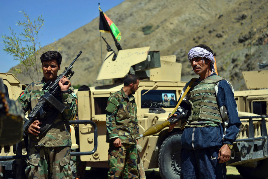Панджшерские ополченцы заявили, что переходят РєРїР°СЂС'изанской РІРѕР№РЅРµ против талибов*