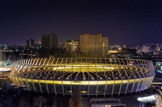 Лига чемпионов финиширует в Киеве