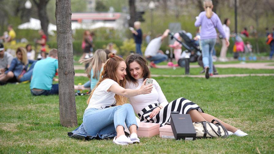 В Москве в понедельник ожидается до 32С
