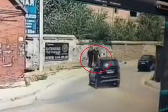 Пока папа спит: подросток из Дагестана сбил пешеходов