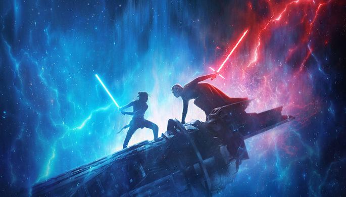 Кадр из фильма «Звёздные войны: Скайуокер. Восход» (2019)