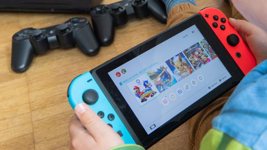Nintendo Switch стала самой продаваемой консолью ноября
