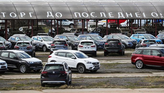 Рубль подвел: как подорожают автомобили