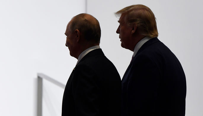Зачем Трамп говорит о победе России на саммите с США