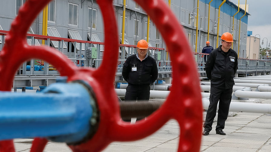 Запасы газа в Европе и США достигли критически низкого уровня