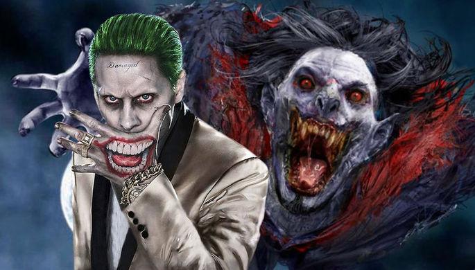 Реальный упырь: Джаред Лето попьет крови Человека-паука
