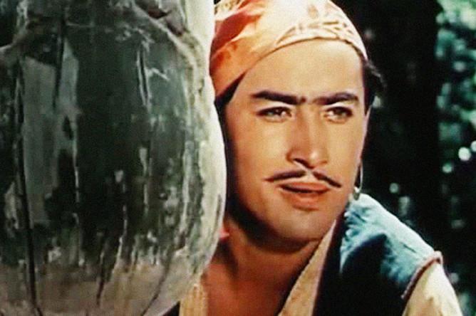 Марат Арипов в фильме «Насреддин в Ходженте, или Очарованный принц» (1959)