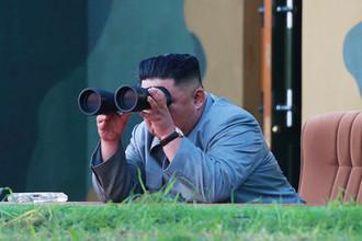 Пуск ракет: Ким Чен Ын предупредил Сеул и Вашингтон