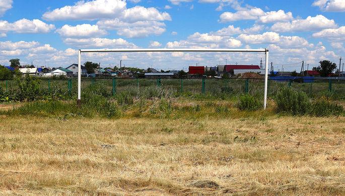 Роковой матч: как ворота погубили 14-летнего футболиста