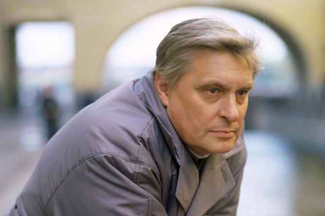 Актер Олег Басилашвили