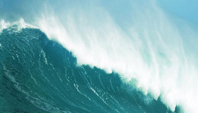 Высотой 300 метров: на Аляске ждут гигантского цунами