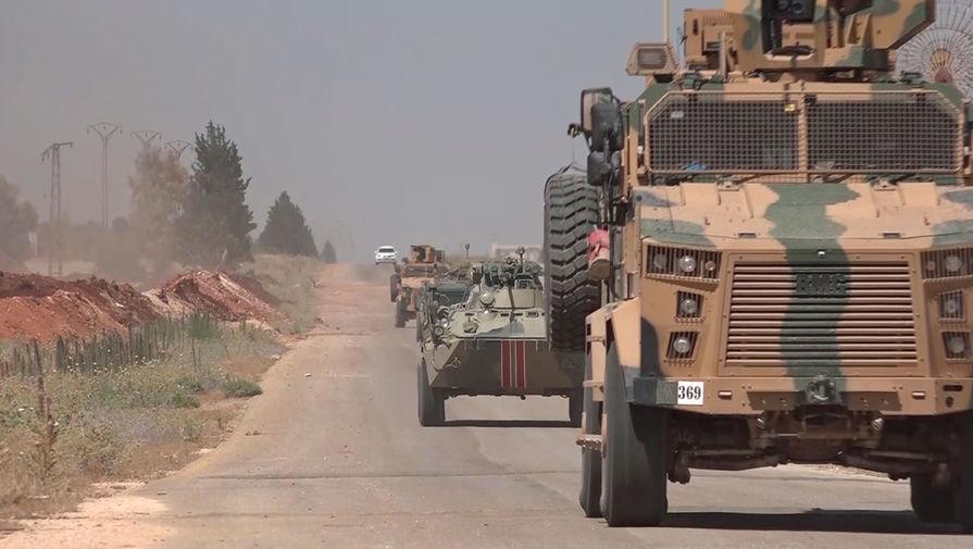 Патруль заглох: американцы не смогли объехать россиян в Сирии