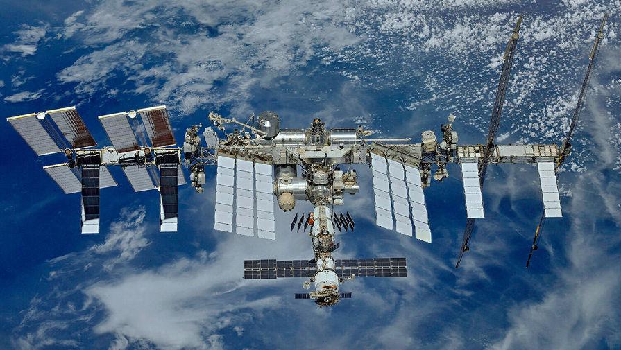 Давление на МКС опустилось ниже нормы
