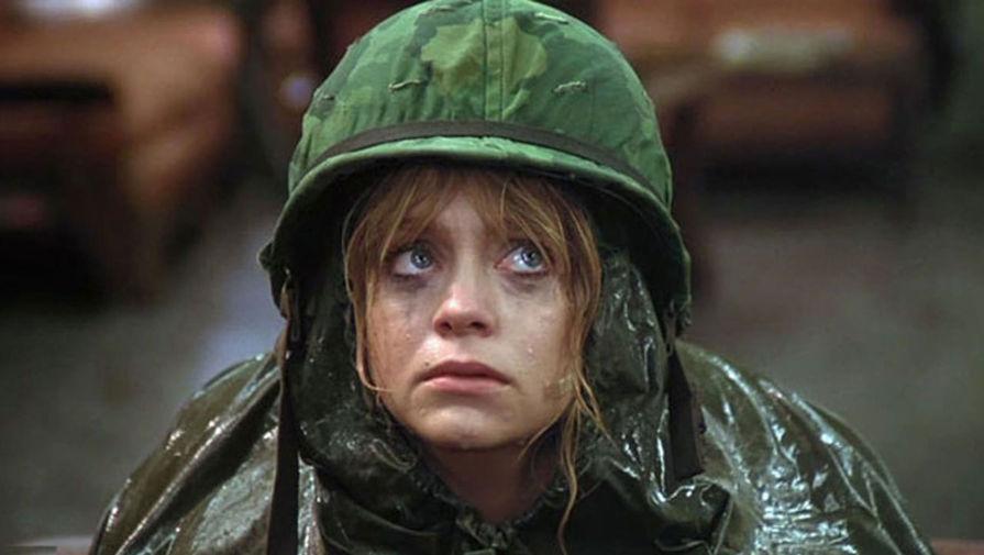 За фильм «Рядовой Бенджамин» (1980) Голди Хоун номинировалась на «Оскар»