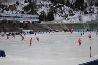 Сборная России разгромила команду США на ЧМ по хоккею с мячом