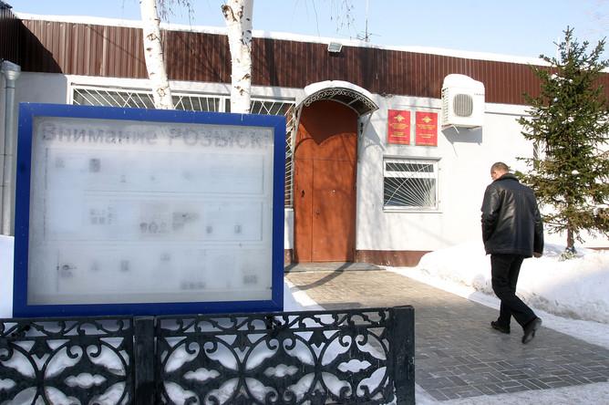 Скандально известный отдел полиции «Дальний» в Казани
