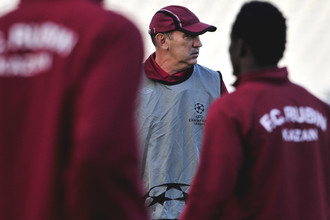 Главный тренер «Рубина» Курбан Бердыев уверен, что его команде будет трудно в матче с «Нефтчи»