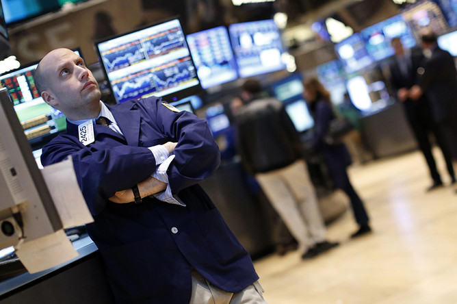Российский фондовый рынок отыгрывает рост иностранных бирж