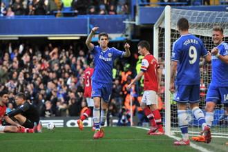 «Челси» разгромил «Арсенал» со счетом 6:0 в матче 31-го тура чемпионата Англии
