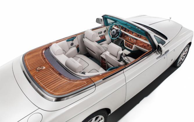 Phantom Drophead Coupe Maharaja