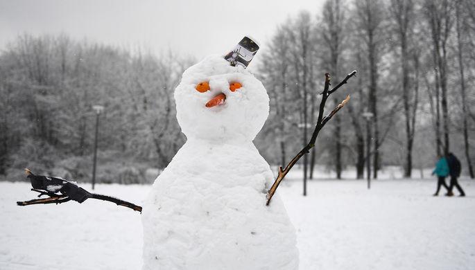 Давление скачет: погода в столице в последнюю неделю января