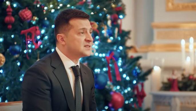 Быть с Украиной: Зеленский обратился к Донбассу и Крыму