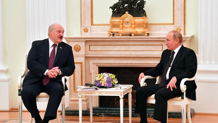 Лукашенко оценил договоренности, достигнутые на встрече с Путиным