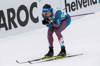 Лидер сборной России по лыжным гонкам Сергей Устюгов является главной надежной российских болельщиков на золото Кубка мира