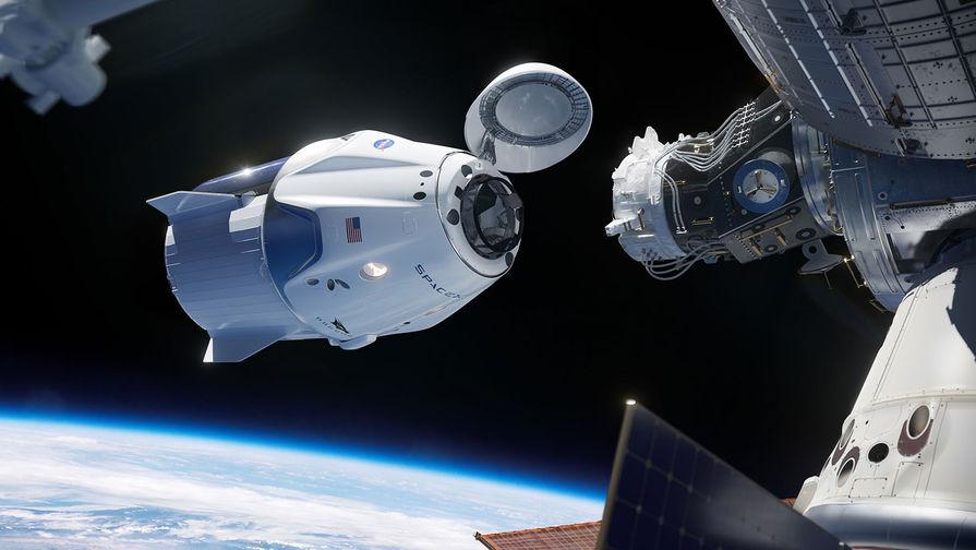 Запуск Crew Dragon с экипажем к МКС отложен