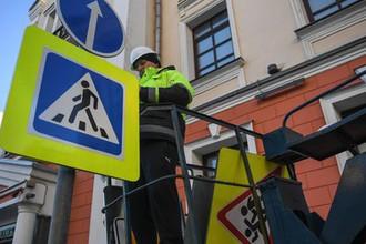 ГИБДД проиграла: суд узаконил уменьшенные знаки