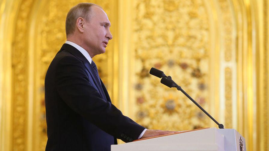 Путин рассказал о графике строительных работ в Иркутской области