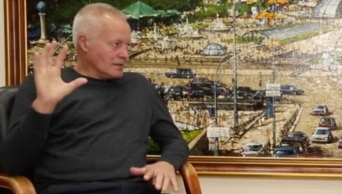 Бывший глава Генерального штаба Украины Владимир Замана