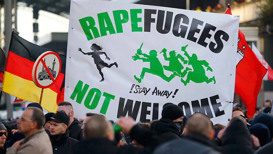 Полиция ФРГ скрывает преступления мигрантов