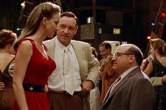 Кевин Спейси и Дэнни ДеВито в фильме «Секреты Лос-Анджелеса» (1997)