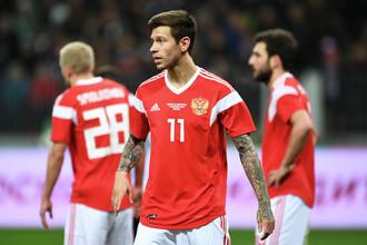 Дубль Федора Смолова в ворота сборной Испании внушает сдержанный оптимизм