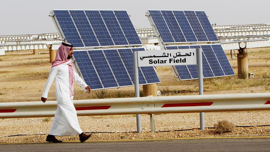 Концепция изменилась: саудитам надоела нефть