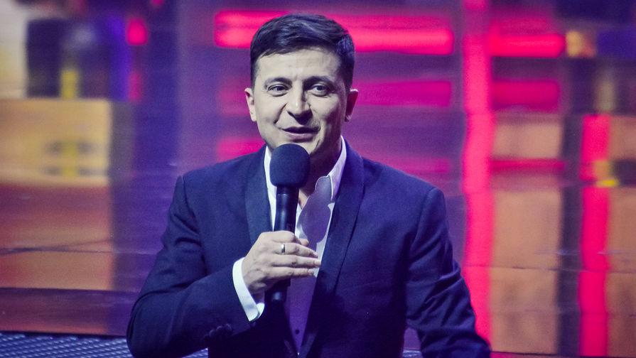 Зеленский защитил от притеснения русский язык на Украине